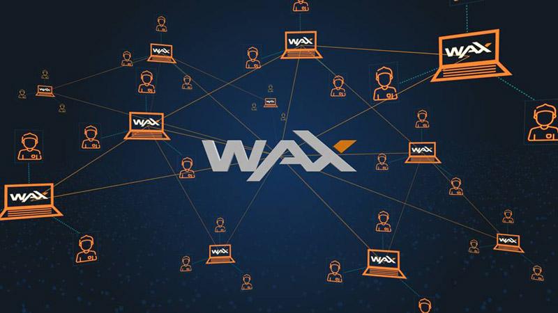 wax cloud wallet